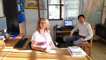 USFD@INTA – An international journey