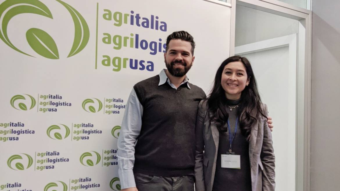 USFD in secondment to Agritalia